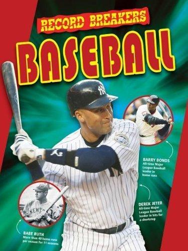 Baseball (Record Breakers) by Wiseman, Blaine (2010) Paperback
