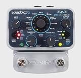 Source Audio SA228* Pédale d\'effet pour basse microModeler Soundblox2