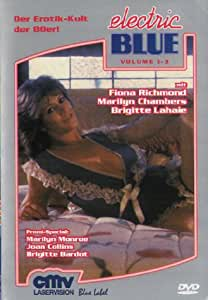 Electric Blue, Folge 01-03: Amazon.de: Richmond, Fiona