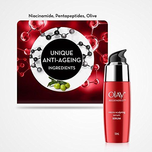 Olay Regenerist Advanced Anti Ageing Micro Sculpting Serum Skin Cream (50ML)