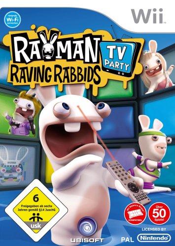 Rayman Raving Rabbids: TV-Party