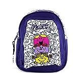 Little Miss Sushine 341518 School Backpack, Purple (Viola)