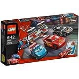 Lego Cars - 9485 - Jeu de Construction - La Course Ultime