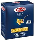 Barilla Pasta Fusilli, Pasta Corta di Semola di Grano Duro, I Classici - 1 kg