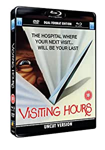 Visiting Hours (Dual Format) [Blu-ray]