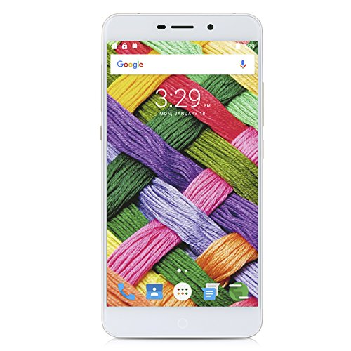 Foto UMI Super - Premium Android 6.0 Smartphone 5.5 pollici FHD doppia SIM 4GB di RAM 32GB ROM MTK6755 2.0GHz oro