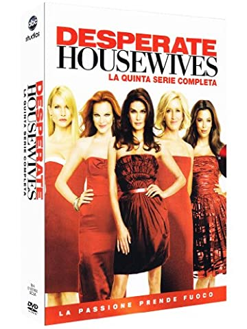 Desperate housewivesStagione05 [7 DVDs] [IT Import] (05 Berg)