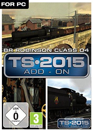 Train Simulator 2015 BR Robinson Class O4