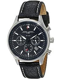 Jorg Gray Damen Armbanduhren Chronograph Quarz Edelstahl JG6500-21