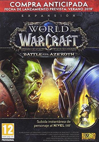 World of Warcraft: Battle for Azeroth - Caja Precompra