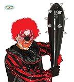 Guirca Fiestas GUI18516 - aufblasbarer Schwarzer Hammer 180 cm