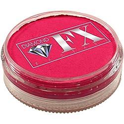 Diamond FX cara Pintura de neón - magenta (45 g)
