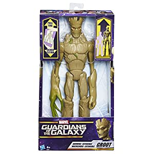 Guardianes de la Galaxia Guardians of The Galaxy Figura articulada (Hasbro C0075EU4) 6