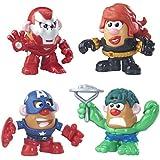 Playskool Friends Mr. Potato Head Marvel Super Rally Pack by Mr Potato Head