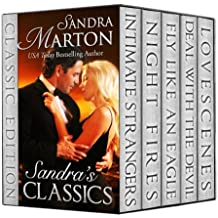 Sandra's Classics - The Bad Boys of Romance - Boxed Set: Classi Romance--Tender to Steamy!
