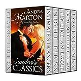 Sandra's Classics - The Bad Boys of Romance - Boxed Set