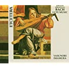 Bach: Lute Music