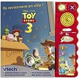 Vtech - 62965 - Jeu électronique - Magi Livre Interactif - Toy Story 3