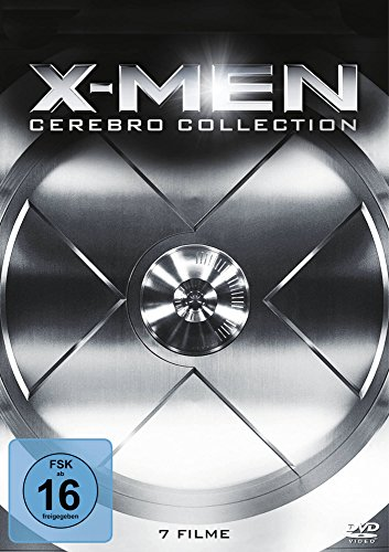 Bild von X-Men: Cerebro Collection [7 DVDs]