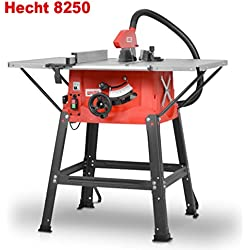 HECHT HEC-8250 scie circulaire de table