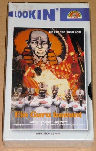 Bild von Ein Guru kommt [VHS]