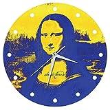 Orologio in cartone di alta qualità, originale ed ecologico, elemento di arredo nuovo ed elegante. È realizzato da JITIME per Idee di Leonardo che ha in catalogo numerosi altri modelli ispirati al genio di Leonardo da Vinci. La curata confezi...