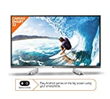 Micromax 81.3 cm (32 inches) Canvas S-32 HD Ready LED Smart TV (Black)