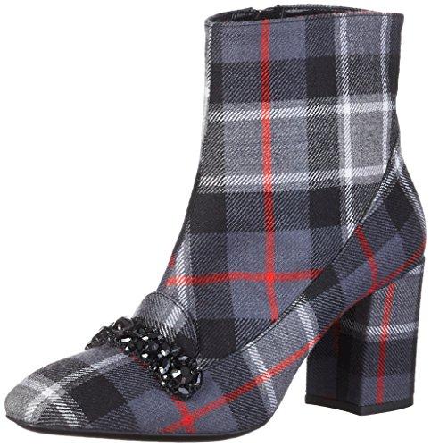 1 Damen 8571 Grau Stiefel N°21 4 Grigio PqUCa