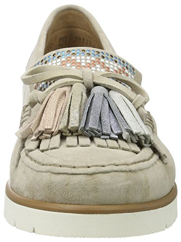 Gabor Shoes Fashion, Mocassini Donna Beige (beige kombi 16)