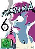 DVD Cover 'Futurama Season 6 [2 DVDs]