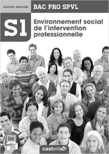 Spvl 1 environnement social inter prof 2e 1e Term Bac Pro : Professeur de Collectif ( 24 avril 2014 )