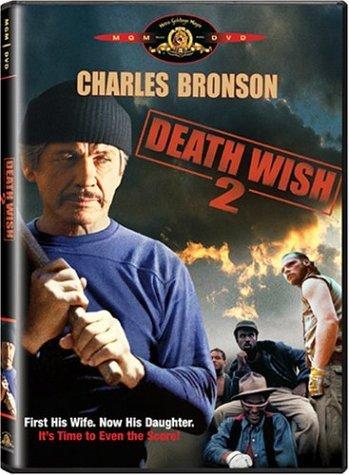Death Wish 2 by Charles Bronson