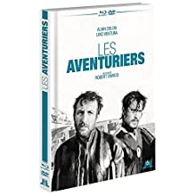 Les aventuriers [Blu-ray] [FR Import]
