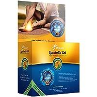 RelieveIT Spraingo Gel reduziert Schwellungen mit Schmerzen von Verstauchungen innerhalb von 12-48 Stunden preisvergleich bei billige-tabletten.eu