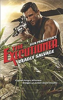 Deadly Salvage par [Pendleton, Don]