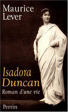 Isadora Duncan par Lever