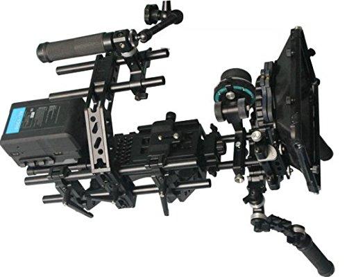 ideo Schulter Kamera Unterstützung Stabilisator Matte Box Follow Focus ()