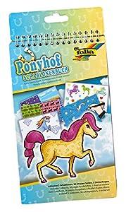 Folia 41101-Plantilla Libro Pony Hofmeister