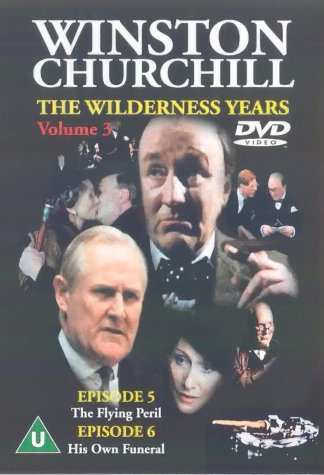 The Wilderness Years - Vol. 3: The Flying Peril / His Own Funeral