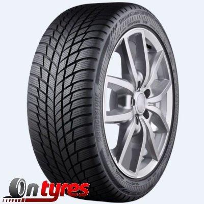 Bridgestone DriveGuard Winter RFT - 205/55/R16 94V - C/B/72 - Pneumatici tutte stagio