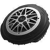 Vibe Cadence QSA8.1D Single 8-inch Active Car Audio Subwoofer Enclosure (Black)