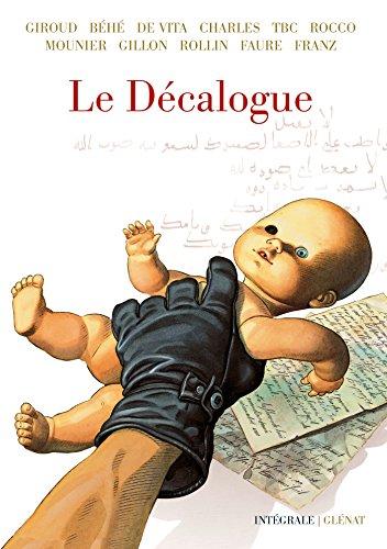 Le Décalogue - Intégrale par Frank Giroud