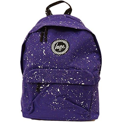 Just Hype Hype bag kit (Splatter), Borsa a spalla uomo Taglia Unica Purple / White