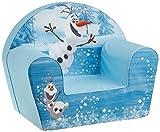 Disney Fauteuil Frozen Bleu
