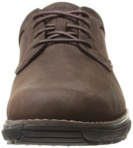 Timberland Barrett Pt, Chaussures Lacées Hommes Marron (Dark Brown)