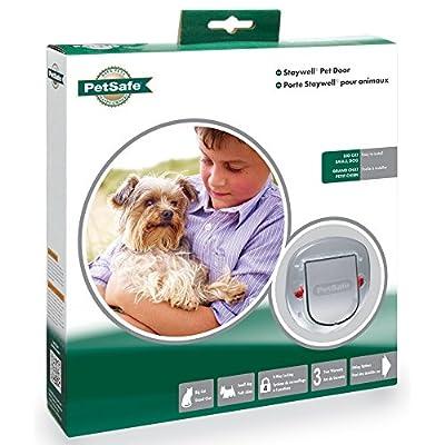 PetSafe Staywell Deluxe Manual 4-Way Locking Cat Flap