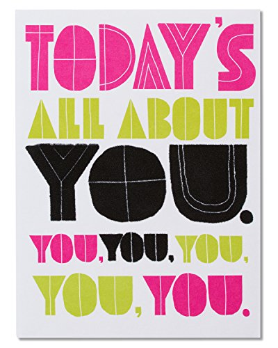 American Greetings gleichen Soul Anniversary Karte. 4 All About You