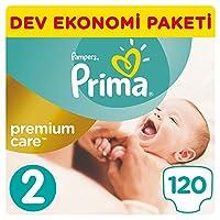 Prima Bebek Bezi Premium Care 2 Beden Mini, Beyaz