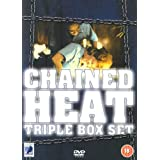 Chained Heat [Triple Box Set] [DVD] by Linda Blair