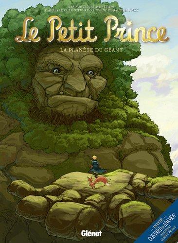 Le Petit Prince, Tome 9 : La planète du géant